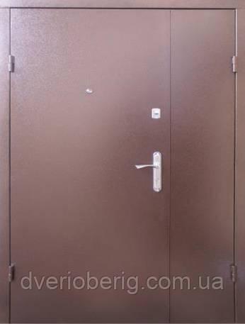 Входная дверь Qdoors Металл-МДФ Стандарт М Классик 1200