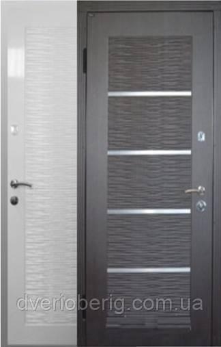 Входная дверь Портала Lux Верона LUX венге гор-венге светл