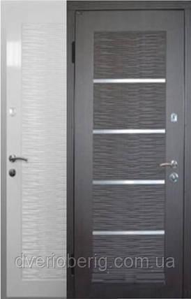 Входная дверь Портала Lux Верона LUX венге гор-венге светл, фото 2