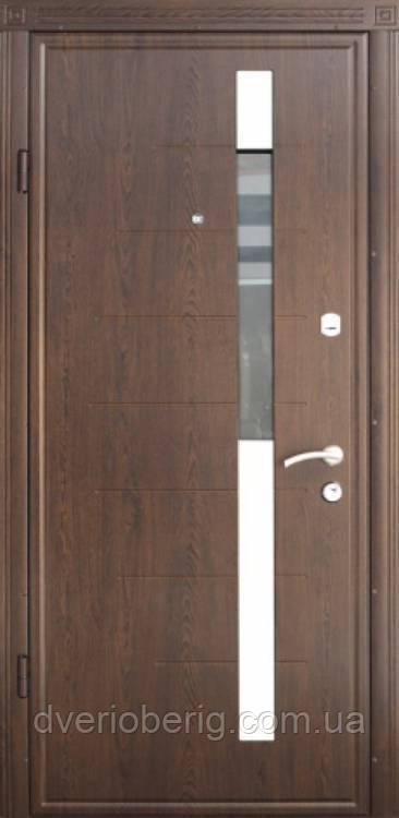 Входная дверь Страж Дельта Коста AL Stability венге