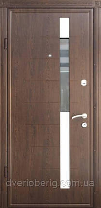 Входная дверь Страж Дельта Коста AL Stability венге, фото 2