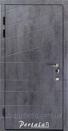 Входная дверь Портала Диагональ 2-Канзас ELITE, фото 2