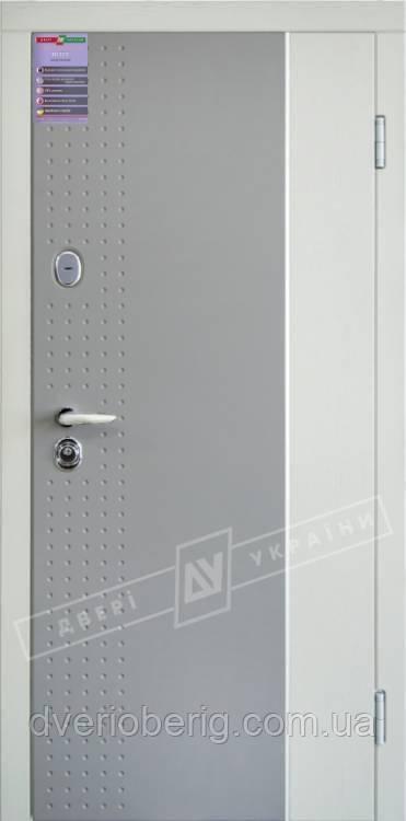 Входная дверь Двери Украины Интер ДвУ Леон 2 Kale