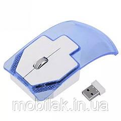Беспроводная мышь Woopower с подсветкой Blue
