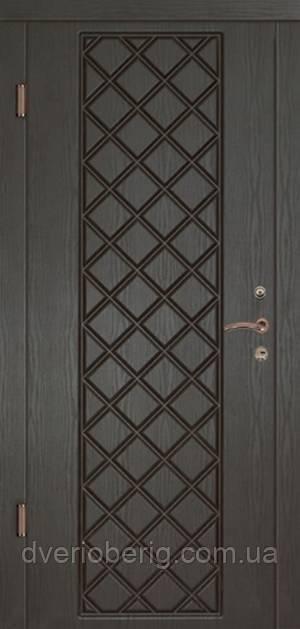Входная дверь Портала Lux Мадрид LUX венге