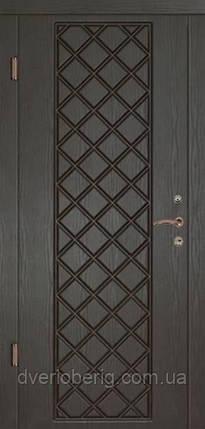 Входная дверь Портала Lux Мадрид LUX венге, фото 2