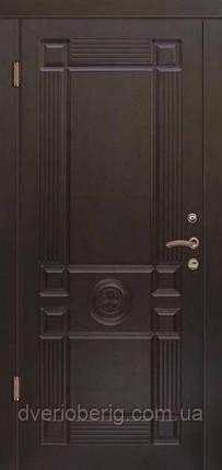 Входная дверь Портала Монарх LUX темн орех, фото 2