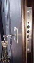 Входная дверь Redfort Эконом Арка МДФ 10, фото 2