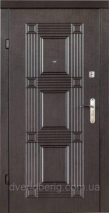 Входная дверь Redfort Эконом Квадро МДФ 10, фото 2