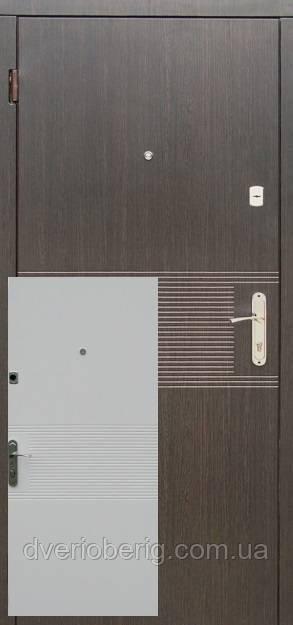 Входная дверь Redfort Эконом Лайн МДФ 10