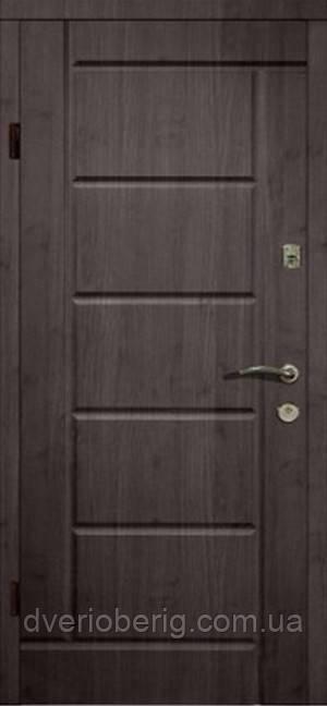 Входная дверь Arma Тип 13 Элит 116 венге темный квартира