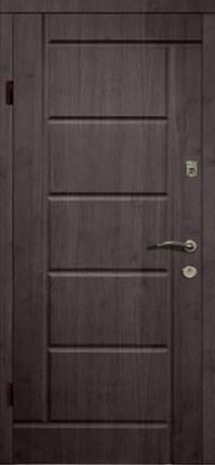 Входная дверь Arma Тип 13 Элит 116 венге темный квартира, фото 2