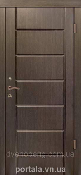 Входная дверь Портала Токио Lux 2 цвета