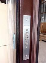 Входная дверь Redfort Эконом Арка Vinorit МДФ 10, фото 2