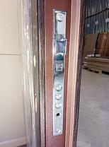 Входная дверь Redfort Эконом Арка Vinorit МДФ 10, фото 3
