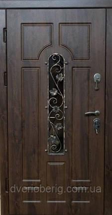 Входная дверь Very Dveri Улица Арка с ковкой, фото 2