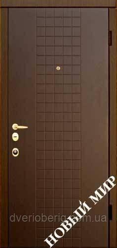 Входная дверь Новый Мир Новосёл Новосел М 7.5 9028