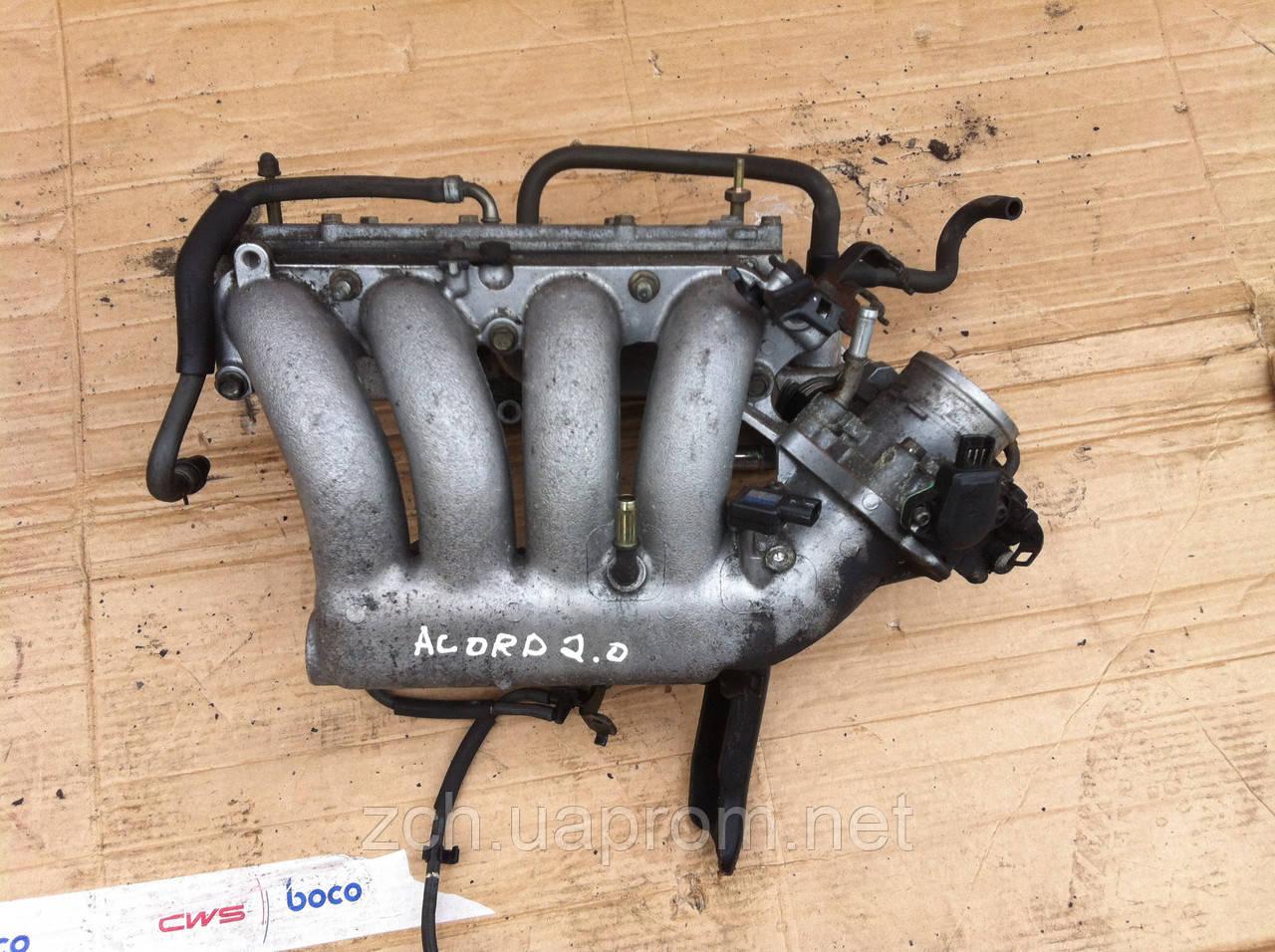 Клектор впускной 2.0 и 2.4 Honda Accord