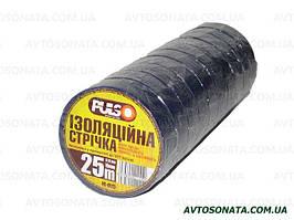 Изолента PULSO PVC 25 м синяя