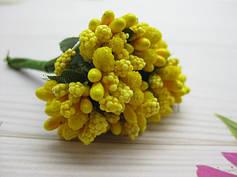 Искусственные цветы, Тычинки, Листочки