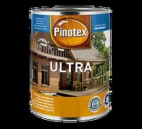Pinotex ULTRA 3 л деревозащитное средство глянцевое Калужница
