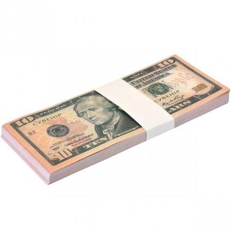 """Сувенир """"10 долларов"""", фото 2"""
