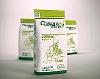 Комбикорм для утят, гусей Стандарт Агро Рост ПК 22-2 СП 18,4 % (от 3 до 8 нед.) - 25 кг.