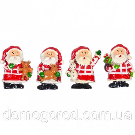 """Магнит керамический """"Дед Мороз"""" 6730-6, фото 2"""