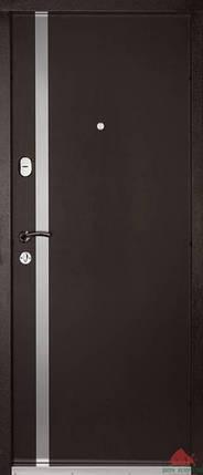 Входная дверь Двери Белоруссии (входные) Средний сегмент ГЕРМЕС ВЕНГЕ, фото 2