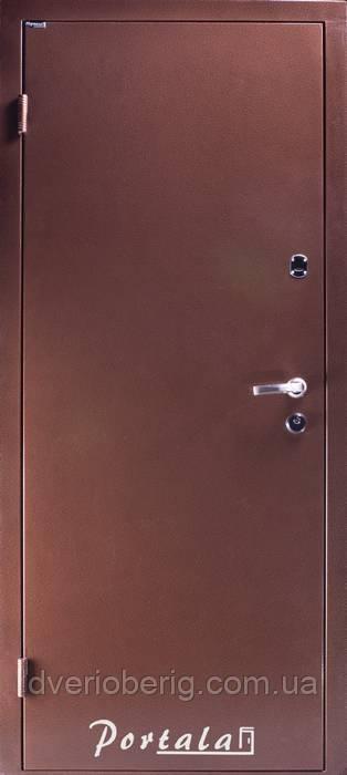 Входная дверь Портала Antique Антик 130 Металл-МДФ Каприз