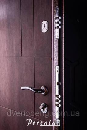 Входная дверь Портала Antique Антик 130 Металл-МДФ Каприз, фото 2