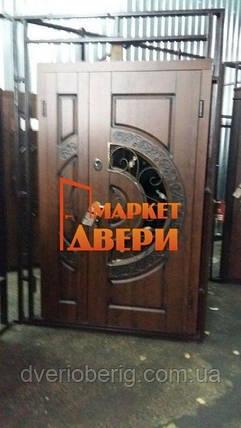 Входная дверь Steelguard Resiste OPTIMA стеклопакет, фото 2