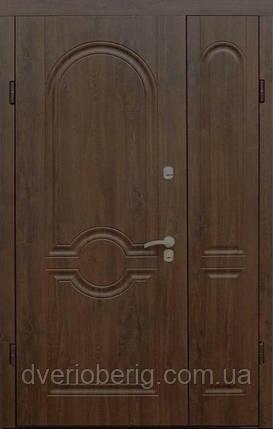 Входная дверь Страж Stability Модель 54 полуторка, фото 2