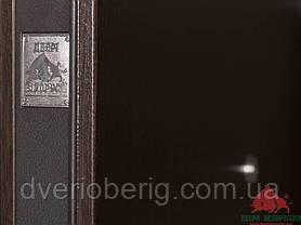 Входная дверь Двери Белоруссии (входные) Средний сегмент ГЛАДЬ ВЕНГЕ, фото 3