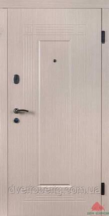 Входная дверь Двери Белоруссии (входные) Средний сегмент КЕДР ВЕНГЕ СВЕТЛЫЙ, фото 2