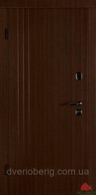 Входная дверь Двери Белоруссии (входные) Премиум В-ФЛЕШ ВЕНГЕ