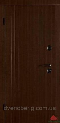 Входная дверь Двери Белоруссии (входные) Премиум В-ФЛЕШ ВЕНГЕ, фото 2