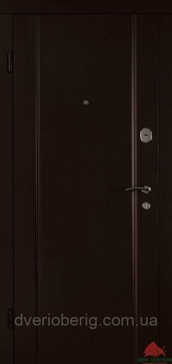 Входная дверь Двери Белоруссии (входные) Средний сегмент СТАЙЛ ВЕНГЕ