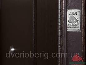 Входная дверь Двери Белоруссии (входные) Средний сегмент СТАЙЛ ВЕНГЕ, фото 3