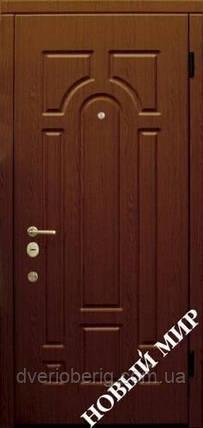Входная дверь Новый Мир Новосёл Новосел М 8.3 Русь, фото 2