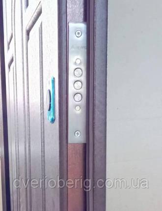 Входная дверь Redfort Оптима Плюс Арка 1200 Vinorit, фото 2