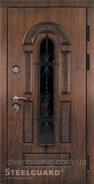 Входная дверь Steelguard Maxima Vikont