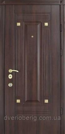 Входная дверь Страж Эклипс Престиж орех темный, фото 2