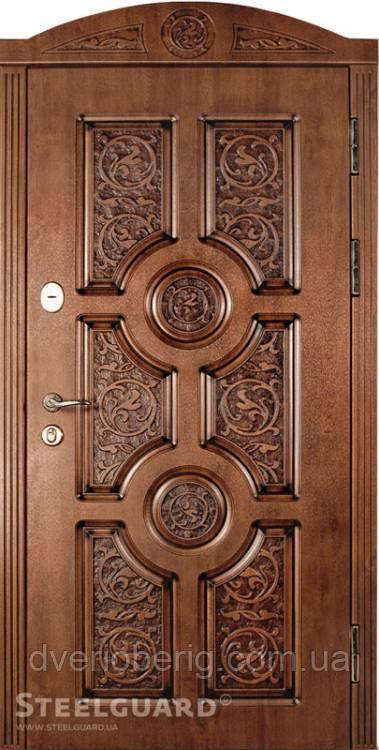 Входная дверь Steelguard Maxima S-18