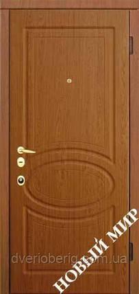 Входная дверь Новый Мир Новосёл Новосел М 7.5 Орион, фото 2