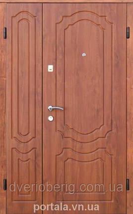 Входная дверь Портала Полуторные Классик 1200, фото 2
