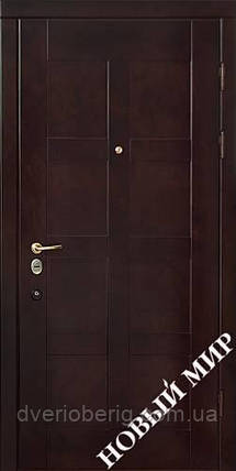 Входная дверь Новый Мир Новосёл Новосел М.6 Шведская, фото 2