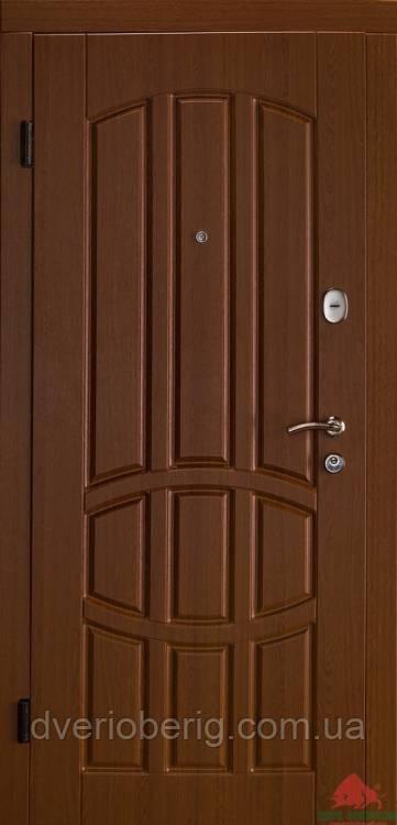 Входная дверь Двери Белоруссии (входные) Средний сегмент ИРИДА ДУБ СВЕТЛЫЙ