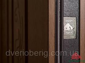 Входная дверь Двери Белоруссии (входные) Премиум В-ДИВА ДЕКОР, фото 3