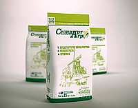 Комбикорм для утят, гусей Стандарт Агро Рост ПК 22-2 СП 18,4 % (от 3 до 8 нед.) - 10 кг.